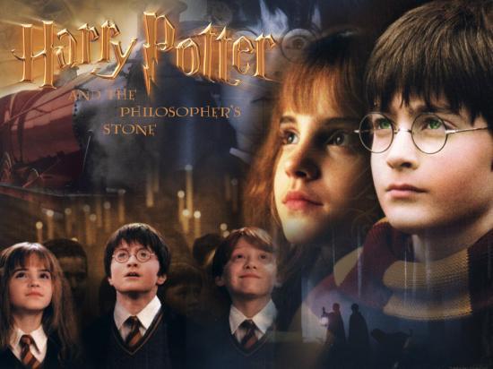 Harry Potter et l'Ecole des Sorciers