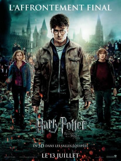 Harry Potter et les Reliques de la Mort, Partie II
