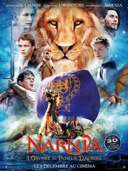 Le Monde de Narnia, L'Odyssée du Passeur d'Aurore