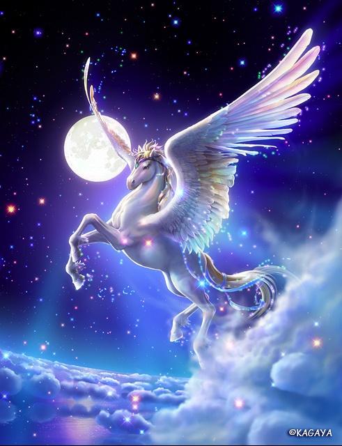 N°7_Pegasus, wings for freedom_Kagaya (www.kagayastudio.comenglish)