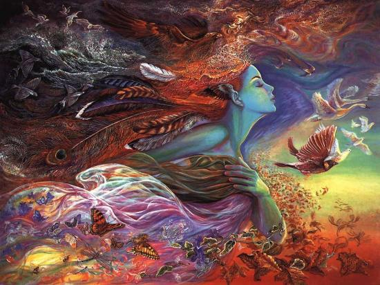 N°9_The spirit of flight_Josephine Wall (josephinewall.co.uk)
