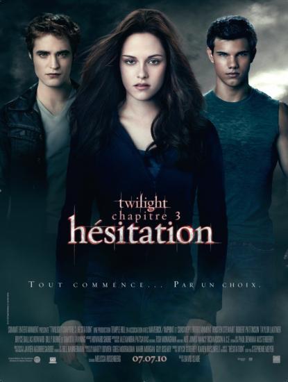 Twilight, Hésitation