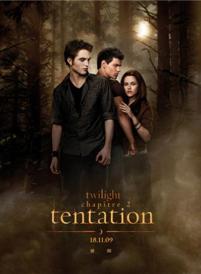 Twilight, Tentation