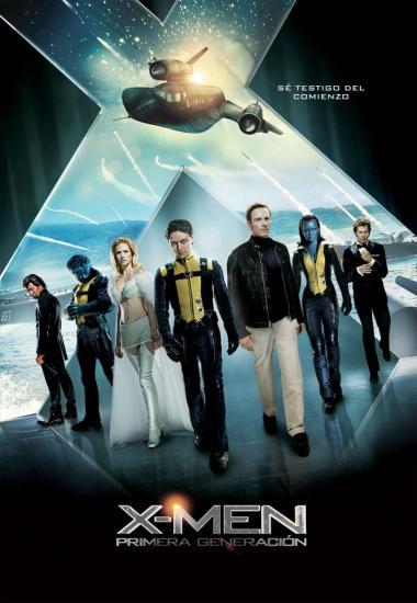 X-Men, le Commencement