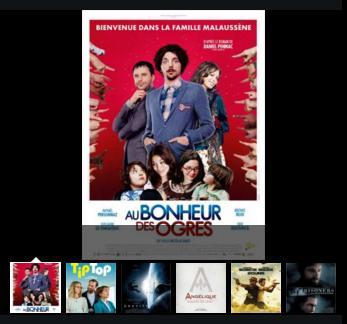 Page d'accueil_Cinevisio