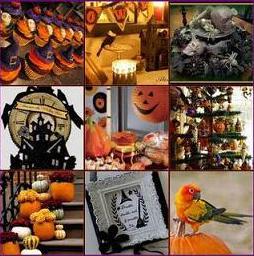 Decoration d halloween