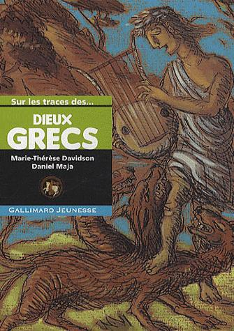 Dieux grecs marie therese davidson 2010