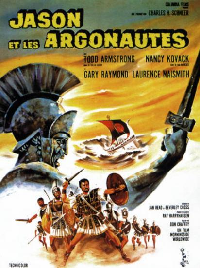 Jason et les argonautes don chaffey 1963