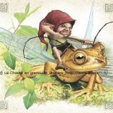 La chasse en grenouille_Brucero
