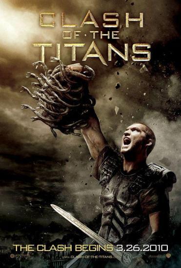 Le choc des titans louis leterrier 2010