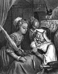 Fée Carabosse (Gustave Doré)